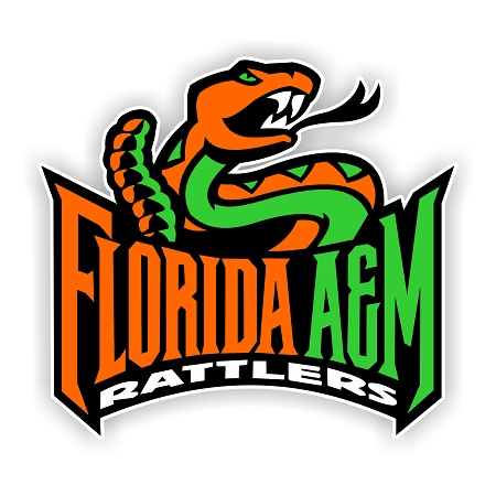 Famu Florida A Amp M Rattlers A Die Cut Decal 4 Sizes