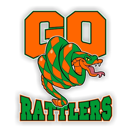 Famu Florida A Amp M Rattlers D Die Cut Decal 4 Sizes