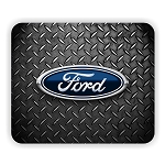 Ford Logo (B)  Mouse Pad  9.25