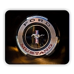 Ford Mustang (B) Mouse Pad  9.25