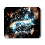 Galaxy (B) Mouse Pad 9.25