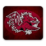South Carolina Gamecocks (B) Mouse Pad 9.25