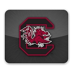 South Carolina Gamecocks (A) Mouse Pad 9.25