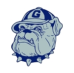 Georgetown Hoyas  Vinyl Die-Cut Decal ** 4 Sizes **