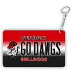 Georgia Bulldogs Key Chain