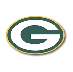 Green Bay Packers Vinyl Die-Cut Decal ** 4 Sizes **