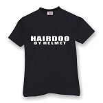 HAIRDOO BY HELMET MEN'S T-SHIRT
