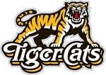 Hamilton Tiger Cats Vinyl Decal / Sticker * 4 Sizes*