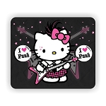 Hello Kitty Punk Mouse Pad  9.25