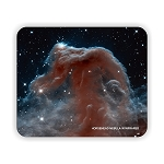 Horsehead Nebula in Infrared Mouse Pad 9.25