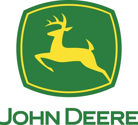 john deere die cut vinyl decal   sticker    4 sizes john deere logos by year john deere logos to download