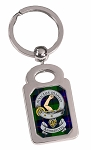 Clan Armstrong Key Chain