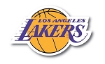 La Lakers Vinyl Die-Cut Decal ** 4 Sizes **