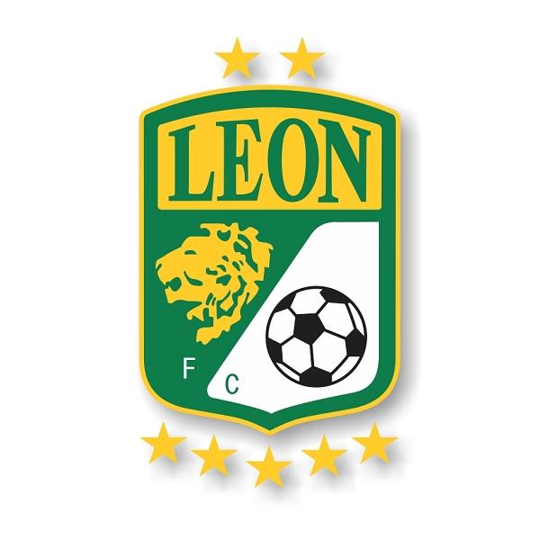 Leon Soccer Mexico Vinyl Die-Cut Decal / Sticker ** 4 Sizes