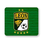 Leon Mexico Soccer Mouse Pad 9.25