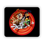 Looney Tunes Characters Mouse Pad  9.25