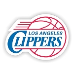 Los Angeles Clippers  Vinyl Decal / Sticker * 4 Sizes*