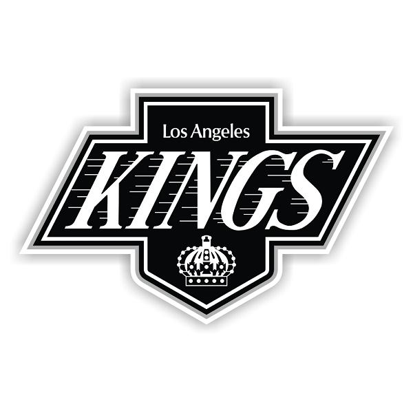 Los Angeles Kings C Vinyl Decal Sticker 4 Sizes