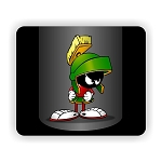 Marvin The Martian (B)  Mouse Pad  9.25