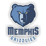 Memphis Grizzlies  Vinyl Decal / Sticker * 4 Sizes*
