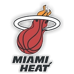 Miami Heat Vinyl Decal / Sticker * 4 Sizes*