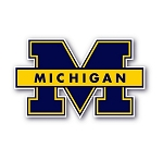 Michigan University Wolverines Vinyl Die-Cut Decal / Sticker ** 4 Sizes **