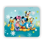 Mickey Mouse & Crew, Mouse Pad  9.25