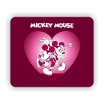 Mickey Mouse & Minnie Vintage Mouse Pad  9.25