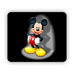 Mickey Mouse, Mouse Pad  9.25