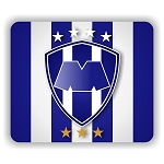 Monterrey Mexico Soccer Mouse Pad 9.25