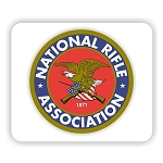 NRA National Rifle Association  Mouse Pad  9.25