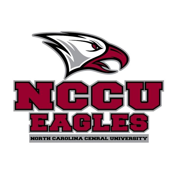 Nccu North Carolina Central University Eagles C Die Cut