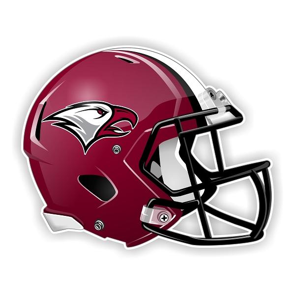 Nccu North Carolina Central University Eagles Helmet Die