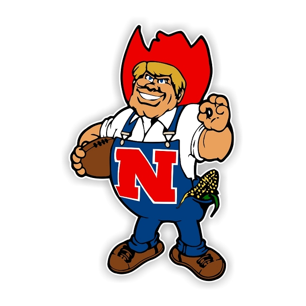 Herbie Nebraska C Die Cut Decal 4 Sizes