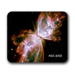 Galaxy NGC6302 Mouse Pad 9.25