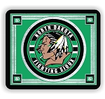 North Dakota Fighting Sioux Mouse Pad (B) 9.25