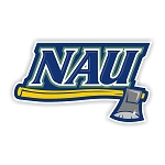 Northern Arizona Lumberjacks NAU (E) Vinyl Die-Cut Decal / Sticker ** 4 Sizes **