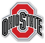 Ohio State Die-cut Vinyl Decal / Sticker ** 4 Sizes **