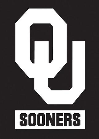 Oklahoma Sooners Vinyl Die Cut Decal 4 Sizes