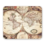 Ancient World map Mouse Pad 9.25