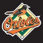 Baltimore Orioles Die-cut Vinyl Decal / Sticker ** 4 Sizes **