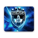 Pachuca Mexico Soccer Mouse Pad 9.25