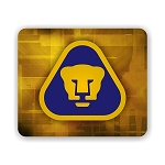 Pumas Mexico Soccer Mouse Pad 9.25