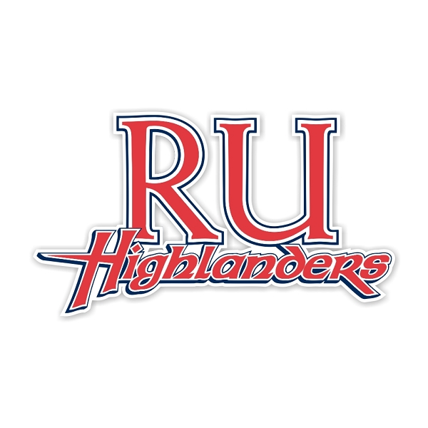 Radford University Highlanders (A) Vinyl Die-Cut Decal ...
