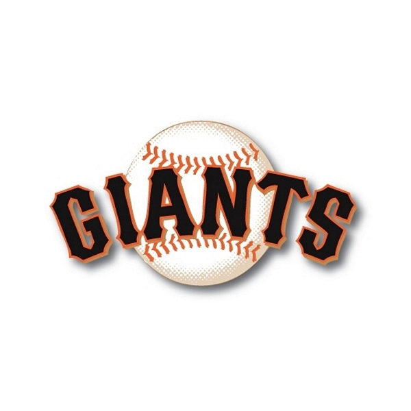 San Francisco Giants Vinyl Die-Cut Decal / Sticker ** 4