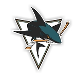 San Jose Sharks (D) Vinyl Decal / Sticker ** 4 Sizes **