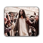 Son of God Mouse Pad 9.25