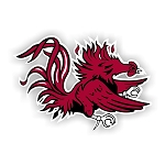 South Carolina Gamecocks (B) Die-cut Vinyl Decal / Sticker ** 4 Sizes **