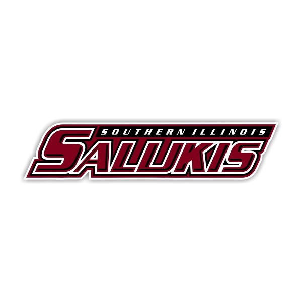 Stock Quote Southern Company: Southern Illinois Salukis (C) Die-Cut Decal / Sticker ** 4