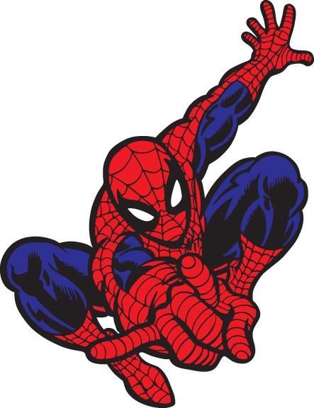 Spiderman pointing vinyl die cut decal sticker 4 sizes - Marvel spiderman comics pdf ...